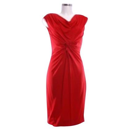 Max Mara Kleid in Rot