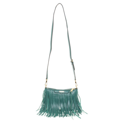 "Rebecca Minkoff ""Finn cross body bag"" in green"