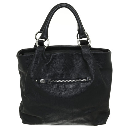 Walter Steiger Tote in black