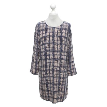 Steffen Schraut Patterned silk dress