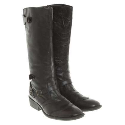 Belstaff Stivali in Black