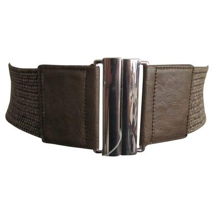 Armani ceinture élastique