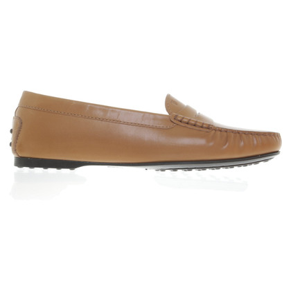 Tod's Loafer in Hellbraun