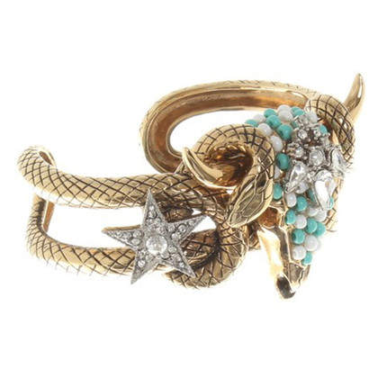 Roberto Cavalli Bracelet with animal motif