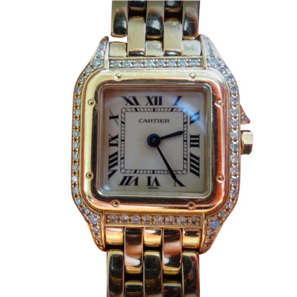 "Cartier Clock ""Panthere"""