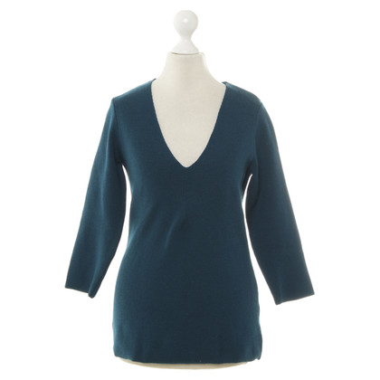 Wolford Pullover in teal