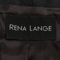 Rena Lange Kostüm mit Leinen-Anteil