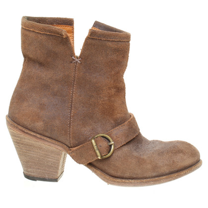 Fiorentini & Baker Used look Brown boots