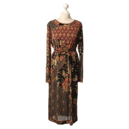 Leonard Silk dress