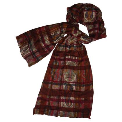 Etro Sciarpa in lana