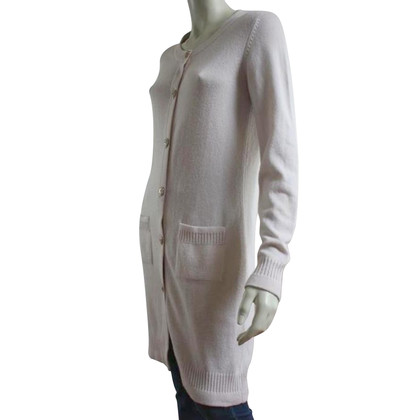 Chanel Cashmere cardigan in off-white
