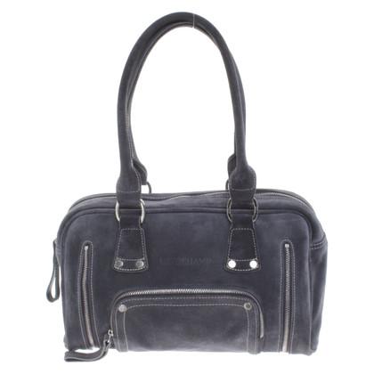 Longchamp Handtasche aus Wildleder