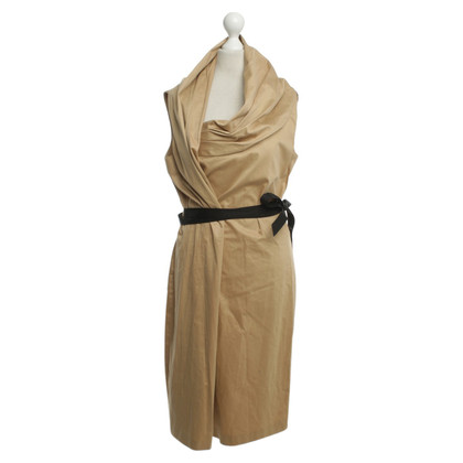 Natan Dress in beige