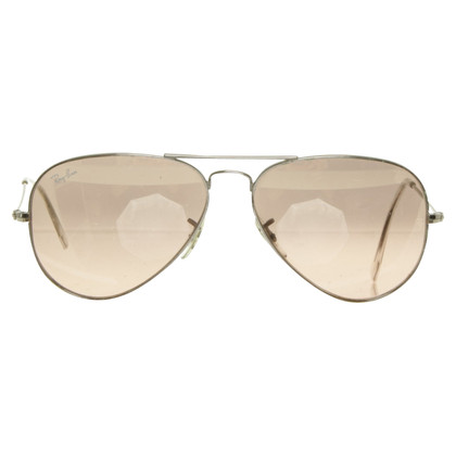 Ray Ban Sonnenbrille in Silber