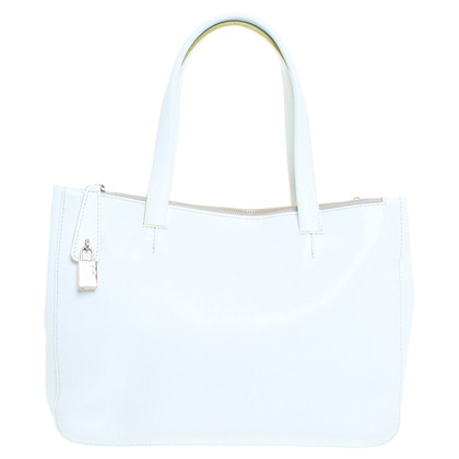 Furla Leather handbag white