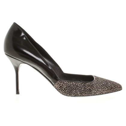 Pierre Hardy pumps from material mix