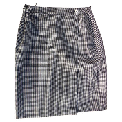 Max Mara Checkered skirt