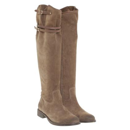Twin-Set Simona Barbieri Boots in Bruin
