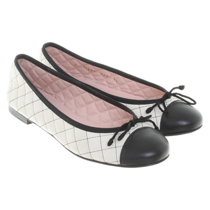 Pretty Ballerinas Ballerina's in zwart / White