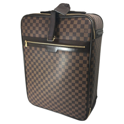 "Louis Vuitton ""Pégase Damier Ebene Canvas"""
