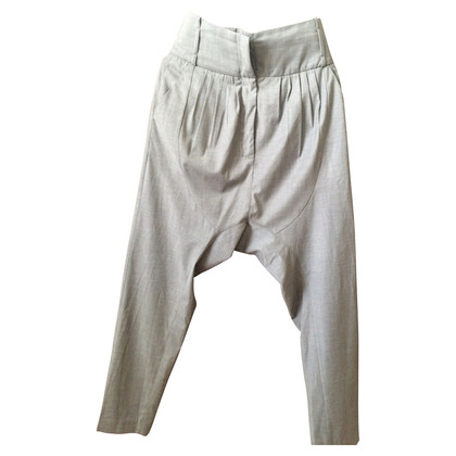 By Malene Birger Grey trousers