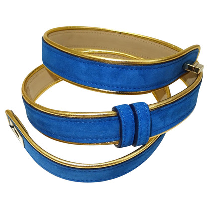 Missoni Suede belt