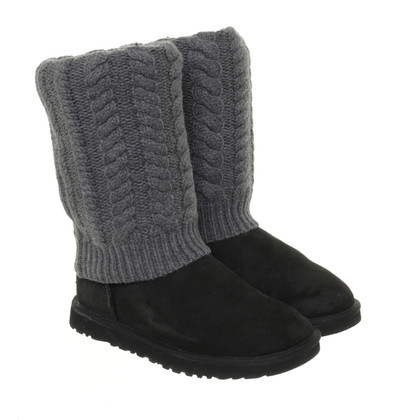 Ugg Boots with Strickschaft