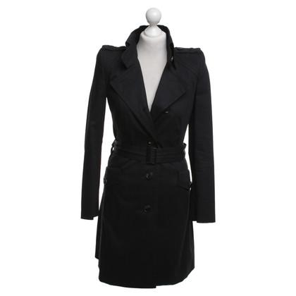 Drykorn Coat in zwart