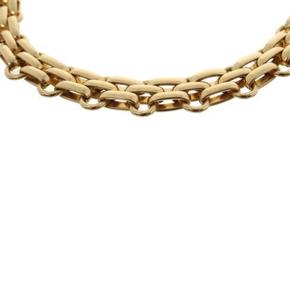 Christian Dior Collana placcata oro
