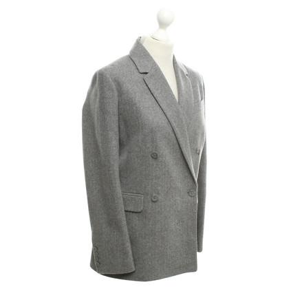 Andere Marke Erdem x H&M - Blazer in Grau