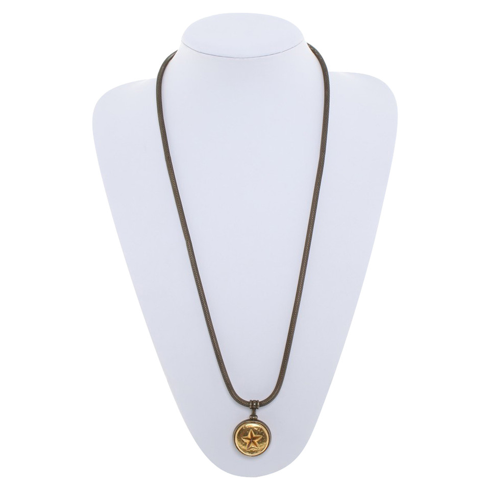 Kenzo Necklace with pendant moon / star