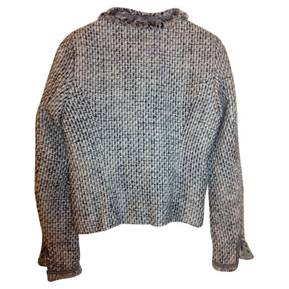 Maison Scotch veste en tweed