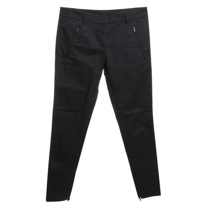 Prada pantaloni di cotone in blu