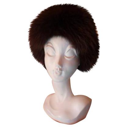 Bally cappello di pelliccia
