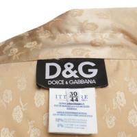 D&G Blouse met bloemmotief