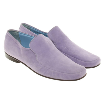 Bally Slipper Suede