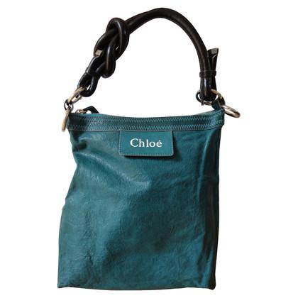 Chloé Grüne Tasche