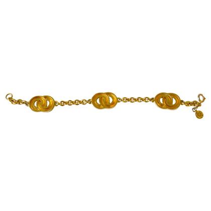Céline Bracelet de couleur or