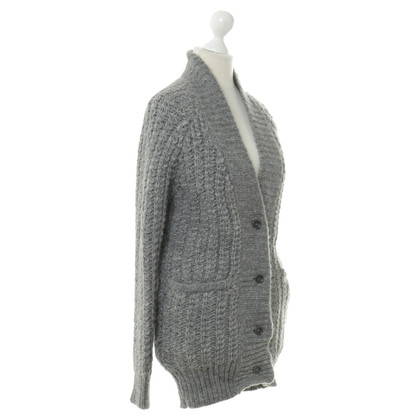 Gant Cardigan in knit look
