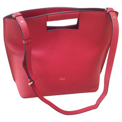 Steffen Schraut Handbag in red