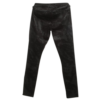 Helmut Lang Jeans nero/grigio