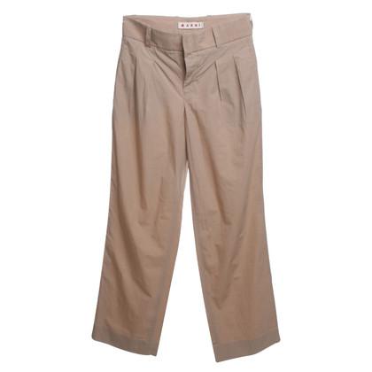 Marni Pantaloni in Beige