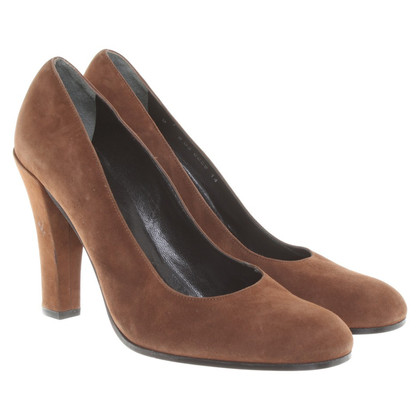 Robert Clergerie pumps Suede