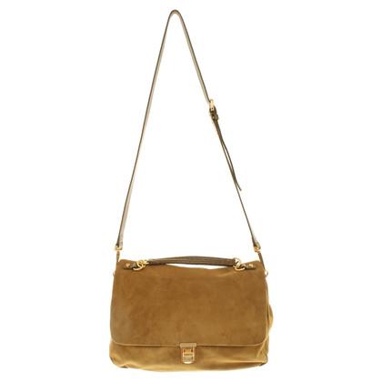 Coccinelle Handtasche aus Wildleder