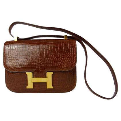 "Hermès Pelle di coccodrillo ""Constance Bag"""