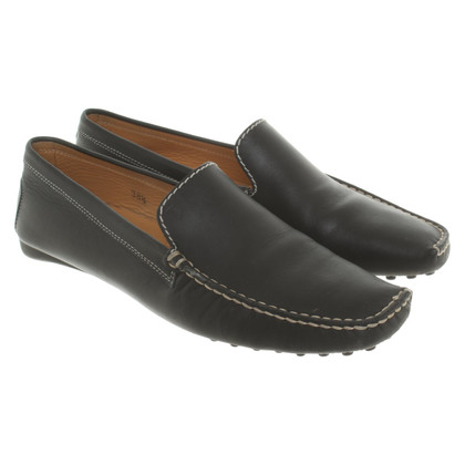 Tod's Slipper in black