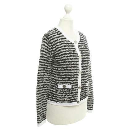 Armani Jeans Cardigan with stripes pattern