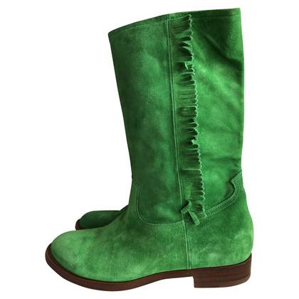 Ralph Lauren Laarzen in groen