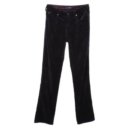 Armani Jeans Corduroy pants in brown
