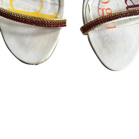 Sandaletten Wei Pedro Pedro Wei Garcia Sandaletten Garcia Garcia Sandaletten Wei Pedro Garcia Pedro wAXpXO